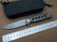 Newest C85GP2 Folding Knife S30v Blade Carbon Fibber Tactical Pocket Knife Utility Camping Outdoor Fruit Knife