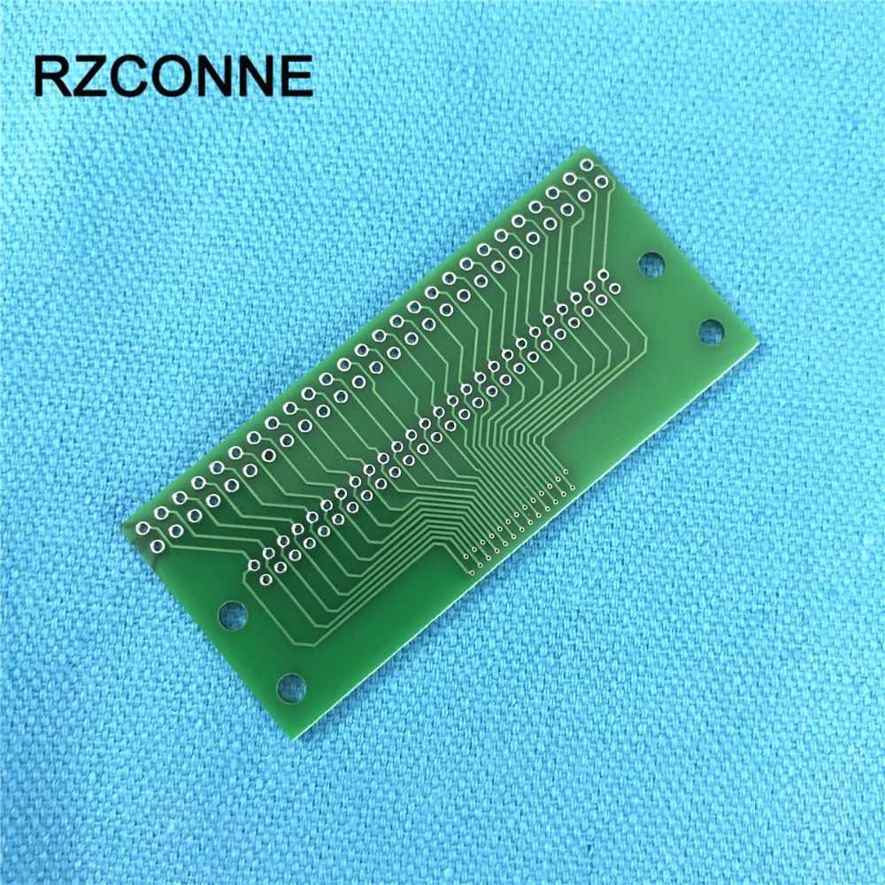 "2pcs 39Pin מחבר מתאם ZIF 0.3mm המגרש כדי 2.0mm 2.54mm כבל מח""ש FPC LVDs מתאם MIPI מבחן לוח"