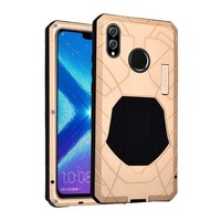 Original IMATCH Daily Life Case Luxury Metal Silicone Cover Coque Protection Phone Case Cover For Huawei Honor 8X 6.5inch KS0130