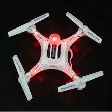 Free Shippping RC helicopter X118 X6C 2.4Gh Quadcopter 6-Axis Gyro RC Drone UAV RTF With Camera for kid as gift vs SYMA x8w  H9D