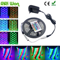 5M 10M rgb led Strip Light SMD 3014 DC12V Waterproof led rgb lighting Fita Led  Ribbon tape Bar Neon tiras led striscia EU/UK/US