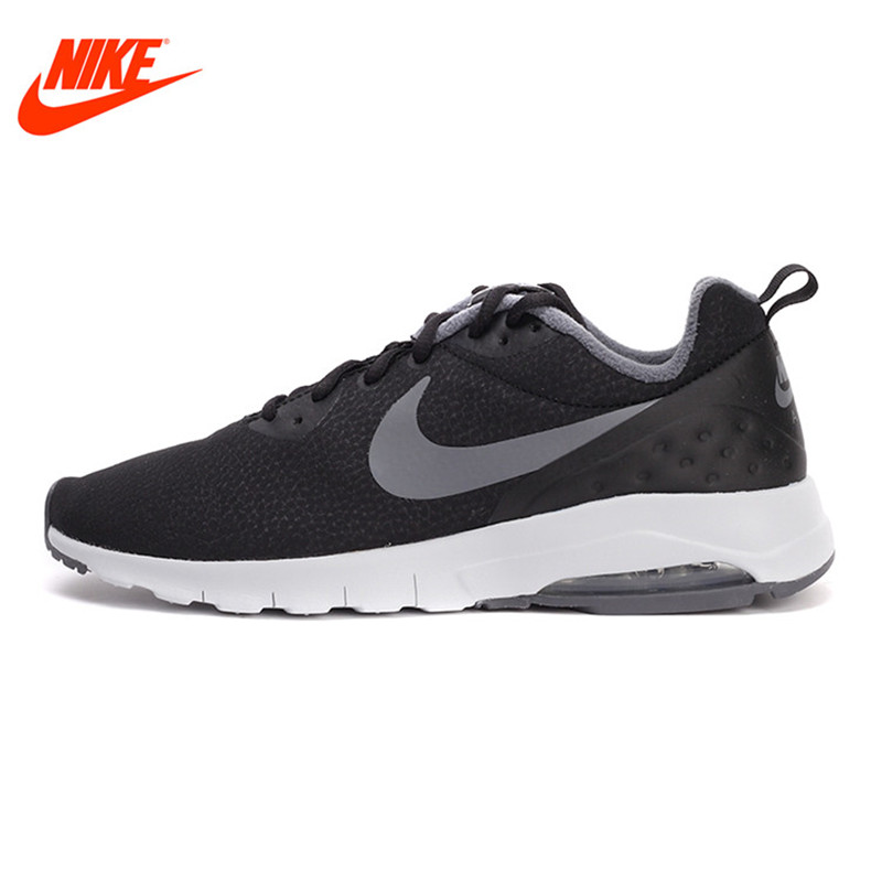 Original NIKE Waterproof AIR MAX MOTION LW PREM Mens Running Shoes Sneakers