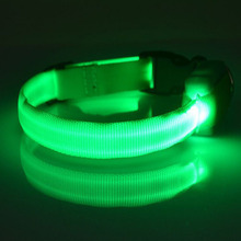 FREE LED Dog Collar for Your Dog's Night Safety