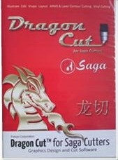 2016 new Dragoncut software professional versions for  Contour cut cutting plotter software with sensor optica software