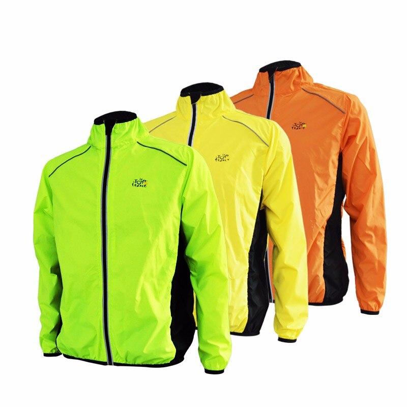 bastante baratas Buenos precios gran venta Windproof running vest fiets regenjas reflecterend veste ...