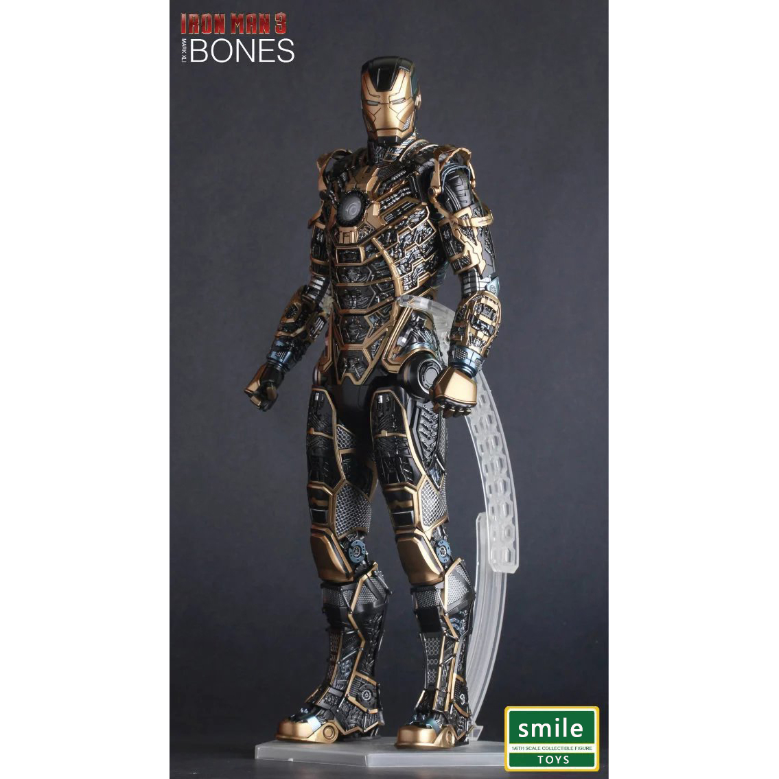 XINDUPLAN Marvel Shield America Anime Avengers Civil War iron Man MK4 BONES Action Figure Toys 1PCS 30cm Collection Model 0348 xinduplan marvel shield iron man avengers age of ultron mk45 limited edition human face movable action figure 30cm model 0778