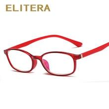 4fdb72466 ELITERA Marca Design Slim Oval Ultra Luz Óculos de Leitura Presbiopia 1.0  1.5 2.0 2.5 3.0 3.5 4.0 Dioptria