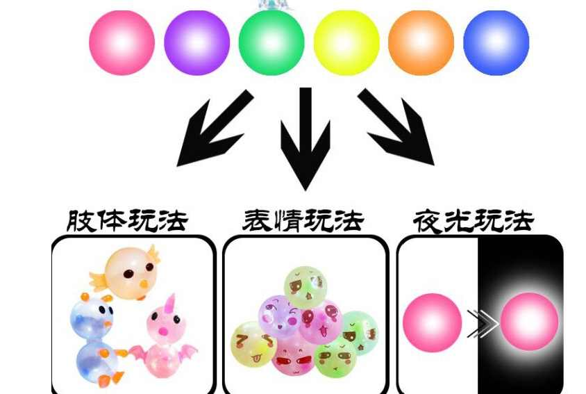 1 jeu de machine à ballon avec jeu de boules à bulles oony avec raccord autocollant ballon wubble jouet de jeu de table amusant pour enfants