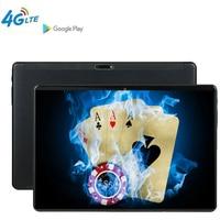 Oferta DHL juego de tableta phablet MTK6797 10 pulgadas tablet PC 3G 4G LTE Android 9 10