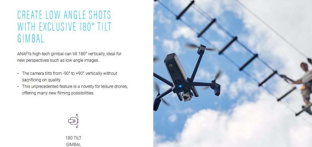 Parrot ANAFI MINI Drone with Camera (12)