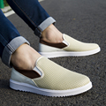 2016 New Fashion Mesh Casual Shoes For Men Spring Autumn Slip On Mixed Colors Super Breathable Loafers Driving Shoes c267 15