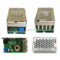 DC-DC Power Supply Module 24V/12V to 5V 5A Converter Replace LM2596S R02  Drop ship