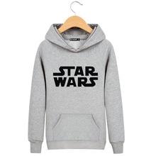 High Quality Cotton in Star Wars Sweatshirts Men Brand Hoodies Men 2016 Spring Male Sweatshirt Teenage