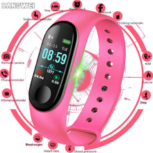 Women Smart Watch BANGWEI Men Heart Rate Blood Pressure oxygen Sleep Monitor Pedometer Fitness Sport Watches For Men Android IOS(China)
