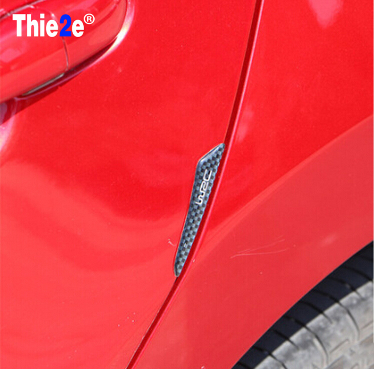 New Bump Stop Front Or Rear Door Guard Clip Push On Protectors Edge Strip Grey