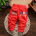 2016 Spring Autumn baby pants 4 colors Cotton star pattern kids pants  baby boy girls pants