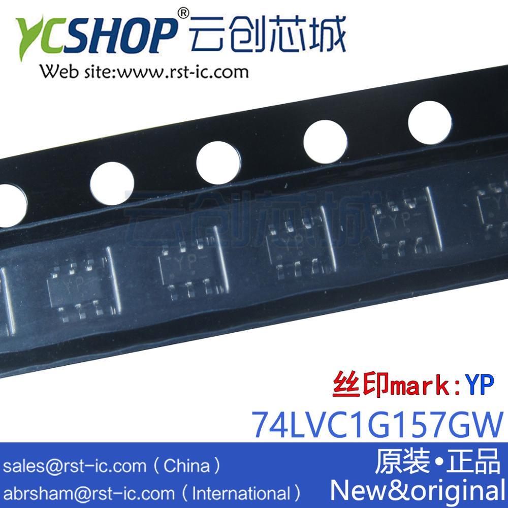Encoders 74LVC1G157GW Marking MUX Demultiplexers YP SOT-363-6 PICOGATE Single-2-Input