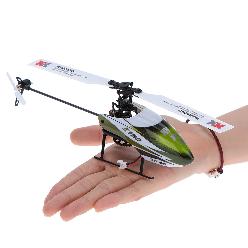 Falcon K100-B 6CH 3D 6G System BNF RC Helicopter Remote Control Aircraft Plane Electronic Flying Toys Clearance Sales (3)