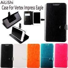 AiLiShi Factory Direct! Case For Vertex Impress Eagle Luxury PU Dedicated Leather Exclusive 100% Holder Card Slot +Tracking