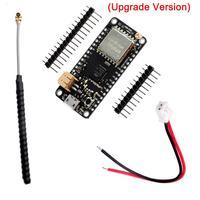 Обновление LoRa32u4 II Lora макетная плата модуль LiPo Atmega328 SX1276 HPD13 915 МГц 868 МГц Температура Влажность окружающий светильник