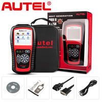 Autel Original OBD2 Car Diagnostic Tool Automotive Scanner AL519 OBD 2 EOBD Fault Code Reader Scan Tools Escaner Automotriz