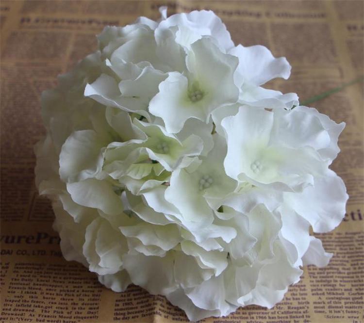 Hydrangea flower dia cm quot artificial hydrangeas for
