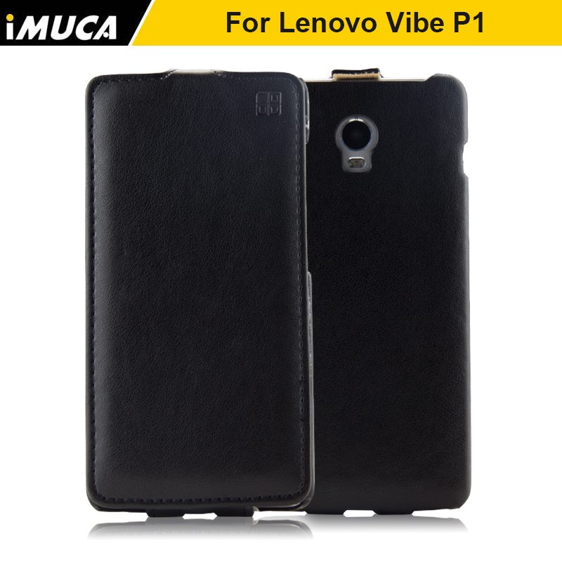 Para lenovo vibe p1 case cubierta del tirón para el lenovo vibe p1 case cubierta