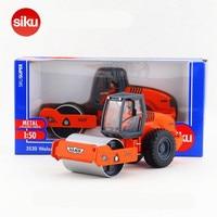 SIKU 1 50 Scale Diecast Metal Model Simulation Toy HAMM Road Roller Engineering For Children S