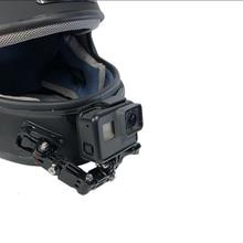 Adjustable Helmet Side Mount for Go Pro