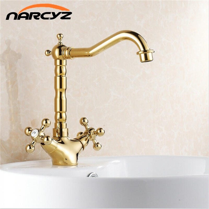 Morden deck mounted swivel kitchen faucets G1059