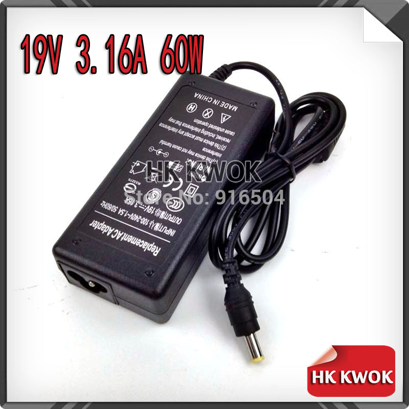 19V 3.16A 5.5 * 3.0mm AC Power Laptop Adapter För Samsung R429 RV411 - Laptop-tillbehör - Foto 4