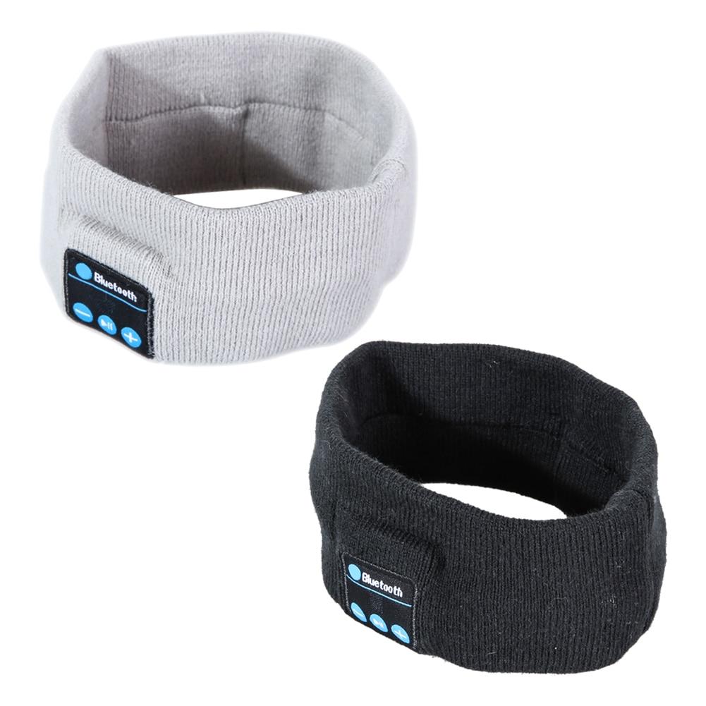 Cycling Caps With <font><b>Bluetooth</b></font> Headset Stereo <font><b>Headphones</b></font> Earphone <font><b>Sleep</b></font> Headset Sports Headband Set-in MIC For Cycling Running