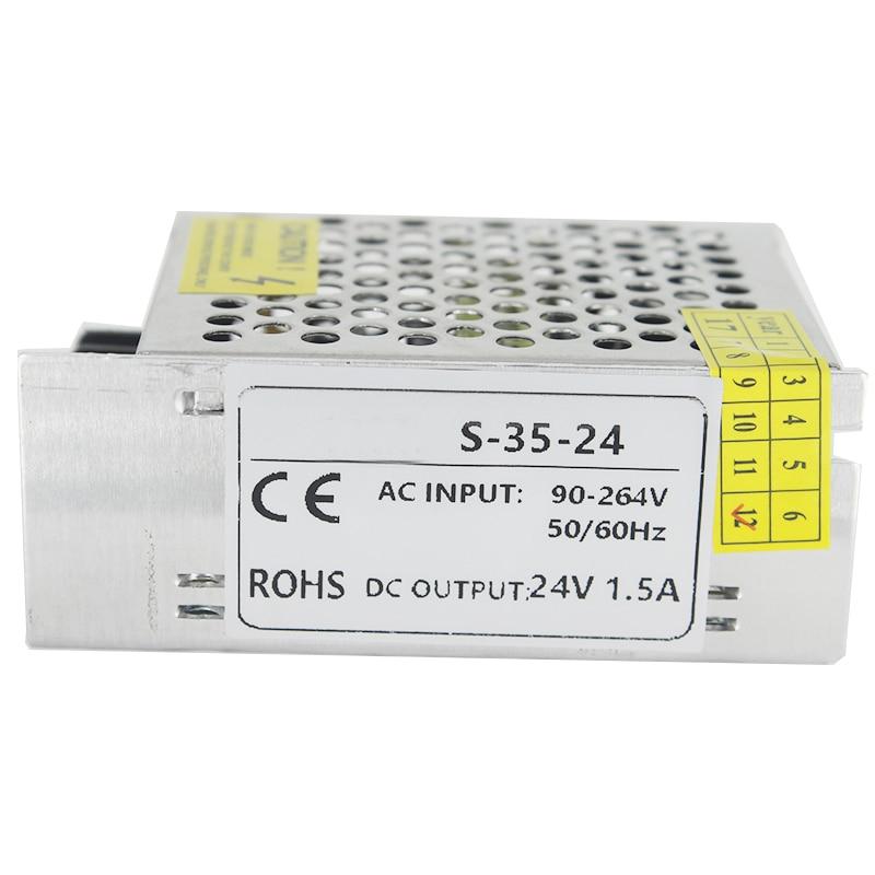 AC 100-240V To DC 24V 4A-6A Switching Power Supply Module AC-DC Transformer SBK