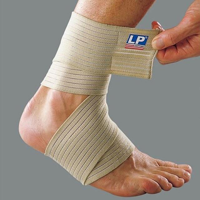2013 saferlife new Lp flanchard lp634 ankle support football basketball badminton elastic bandage sports