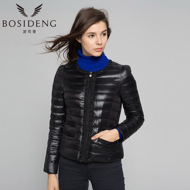 Aliexpress.com : Buy BOSIDENG women's clothing thin down coat down ...