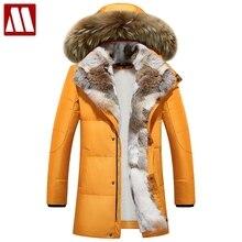 New Women Winter Oversize Down Jacket Lady's Long Hooded Fur Coat Plus Size Thick Hood Down Coats Warm Jackets Green Black White