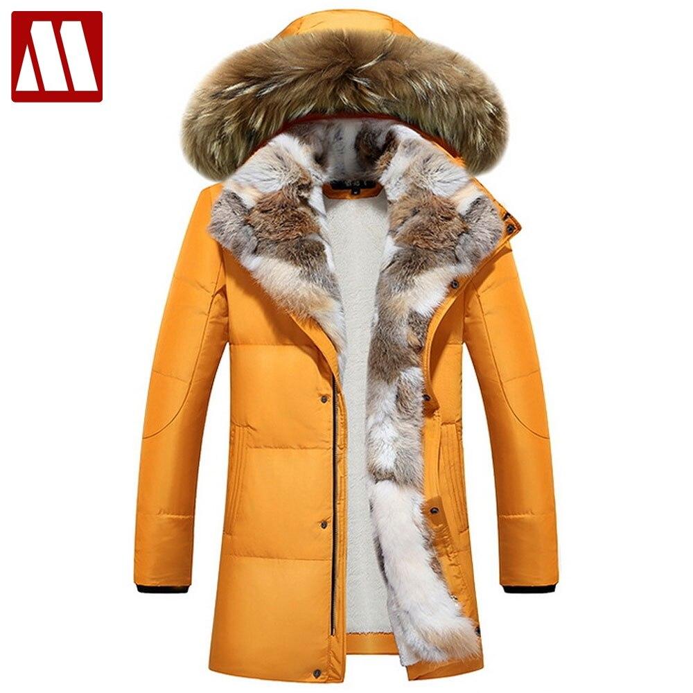 Nouveau Femmes D'hiver Oversize Down jacket Lady Long Fourrure À Capuchon Plus La Taille Épaisse Capot Vers Le Bas Manteaux Vestes Chaudes vert Noir Blanc