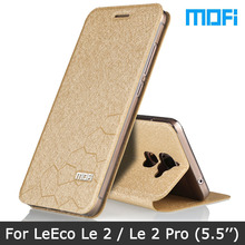 leeco le 2 pro case Mofi Brand leeco le2 le s3 case letv le 2 pro Flip Leather cover + TPU Soft cover For leeco le 2 x620 cases