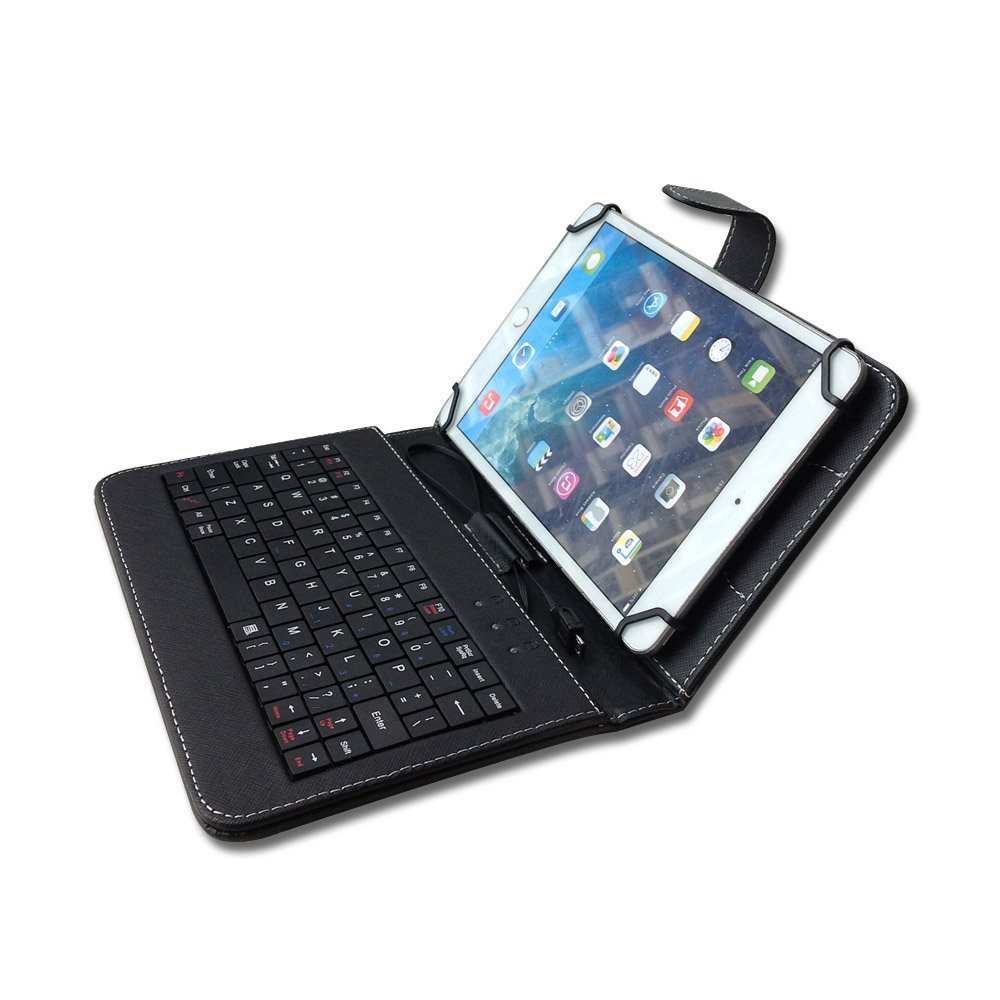 Protective Shell Skin Case For 10 Inch Universal Tablet With Keyboard Waterproof Anti-Dust Non-slip Case For Laptop Tablet EBook
