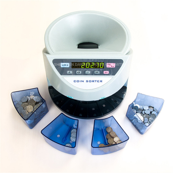 Electronic Coin Sorter SE Coin-counting Machine For Most Of The Countries  TL-906 Coin Sorter