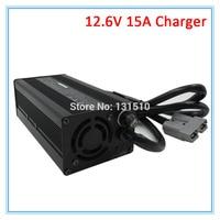 300 w 12 v 15a 충전기 출력 12.6 v 15a 리튬 이온 충전기 팬 사용 3 s 11.1 v 12 v 배터리 팩|충전기|   -