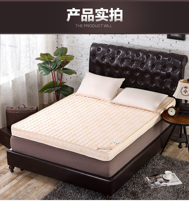 New Year New Year 120x200cm Waterproof Bed Sheets Changing Mat Mattress  Protector Cover Pad With TPU