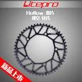50t / 52t /54t/56t/58t Litepro CNC lightweight chainring 130bcd