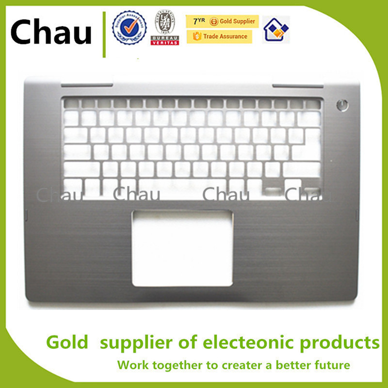 Chau New For Dell Inspiron  15D 7000 7570  TOP COVER Palmrest Upper Case   0D9XC1 laptop new original top case plamrest upper case assembly for dell for latitude e7240 touchpad y4ft2 0y4ft2 jhyt1
