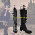 custom-made anime Alice Madness Returns Cosplay Boots shoes for Halloween Christmas