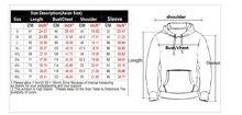 Uzumaki Naruto 3D Anime Hoodie Sweatshirt unisex casual Pullovers Jacket