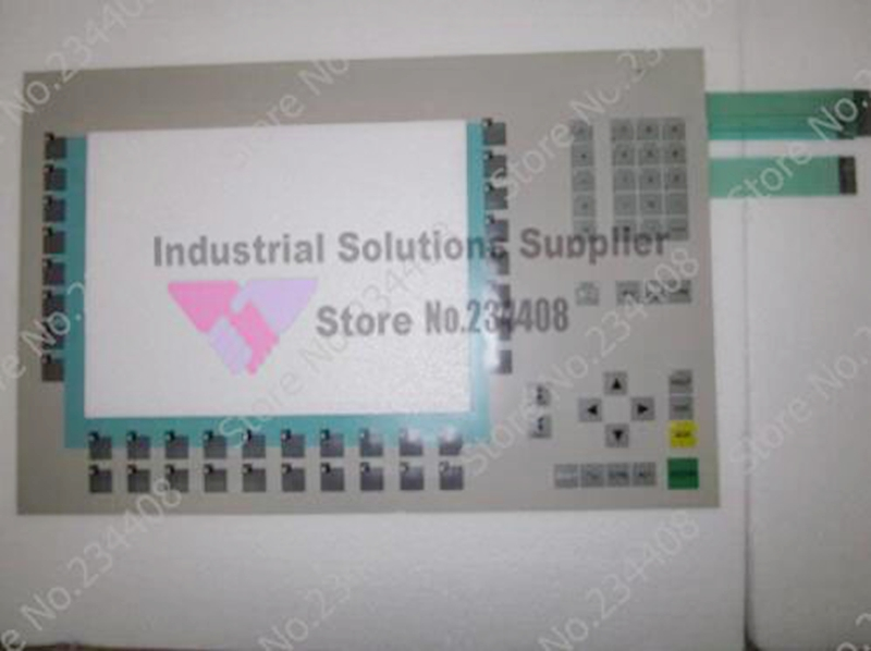 NEW MP377-12KEY 6AV6644-0BA01-2AX1 keysters panel membrane switch op17 6av3617 1jc20 oax1 keysters mask new