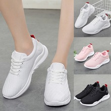 Fashion Sneakers Women Outdoor Running Shoes Mesh Shallow Sn