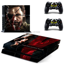 Metal Gear Solid V 5: The Phantom Pain for Ps4 Skin Sticker