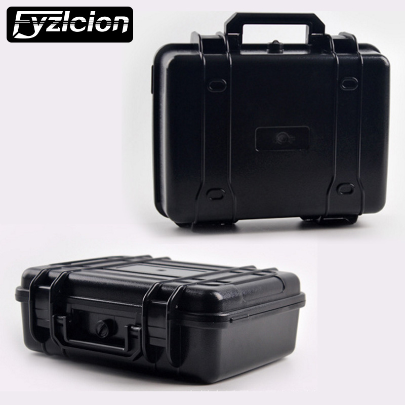 209 Pistol Storage Box Instrument Box ABS Plastic Toolbox Sealed Aviation Safety Box Waterproof Toolbox Protective